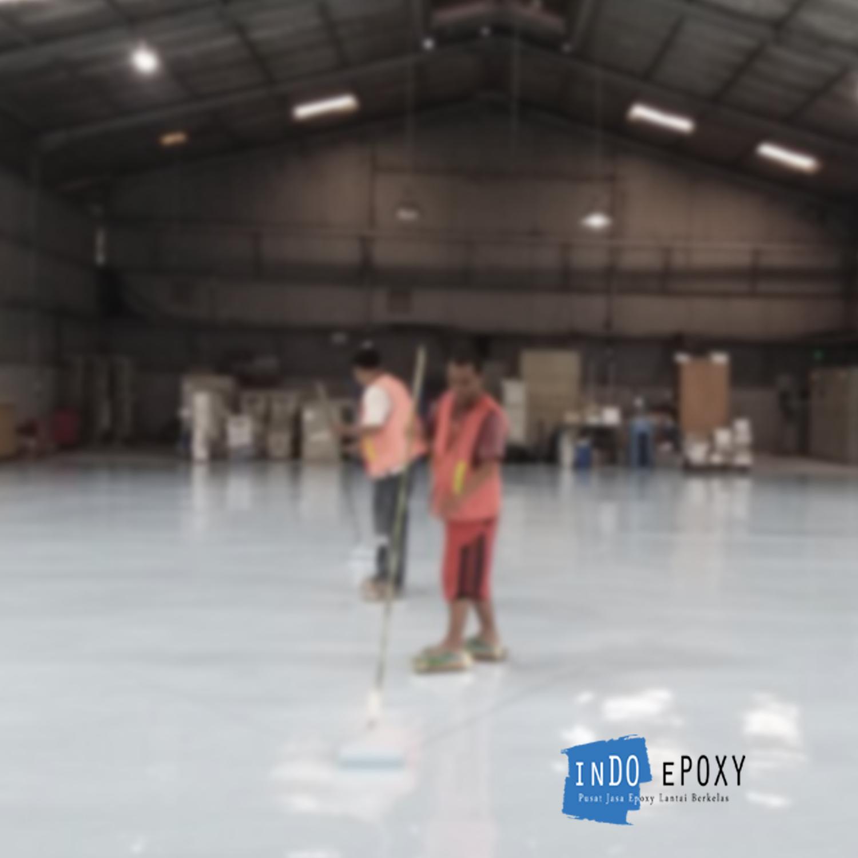 Harga Jasa Epoxy Lantai Jakarta Terbaru 2021