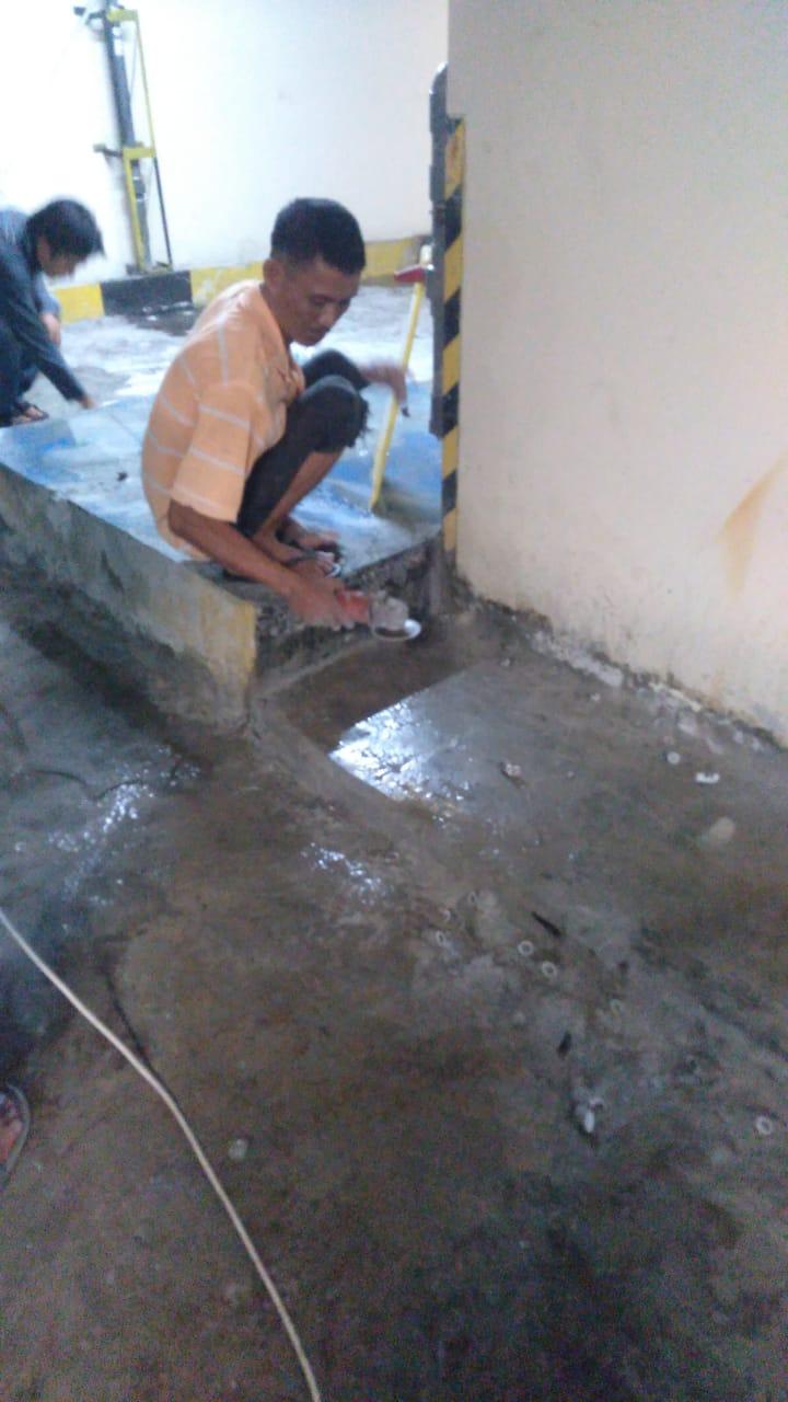 Jasa Grouting Beton Serang Banten